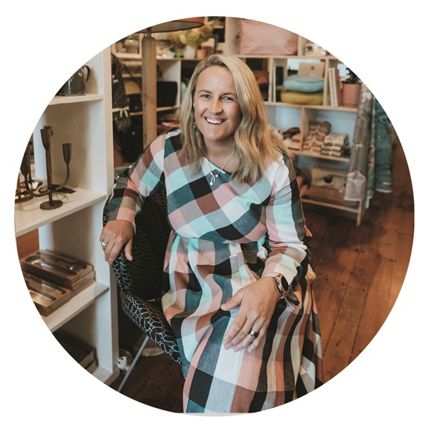 Q&A with interior designer Annabel Berry owner of homewares store Design Federation