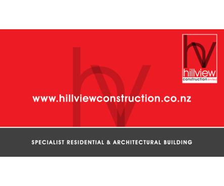 Hillview Construction Ltd