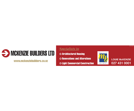 McKenzie Builders Ltd