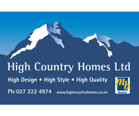 High Country Homes Ltd