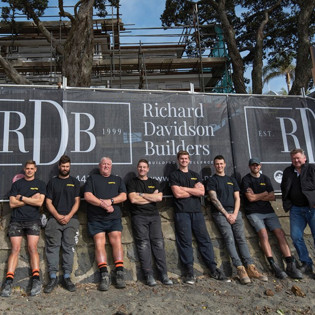 Richard Davidson Builders Story