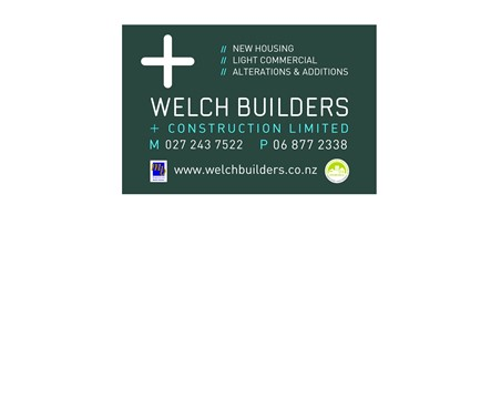 Welch Builders & Construction Ltd
