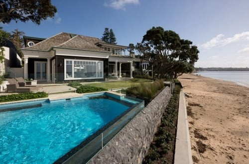 Master builders judge auckland 39 s best new house and renovation for Cape cod style homes nz