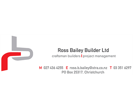 Ross Bailey Builder Ltd